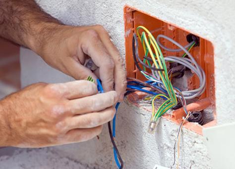 travaux electricité